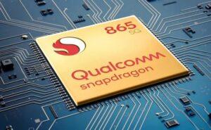 Lenovo nhá hàng chiếc điện thoại adroi có tích hợp con chip 865