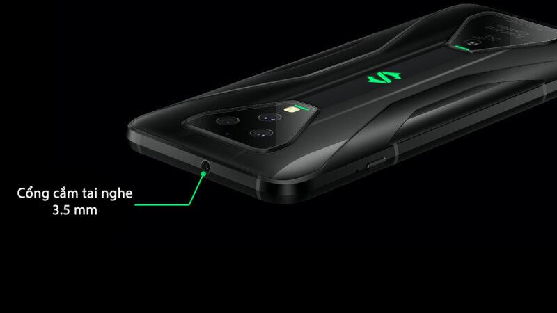 Black Shark 3 12GB 128GB Quốc tế - Giới thiệu sản phẩm trang 2