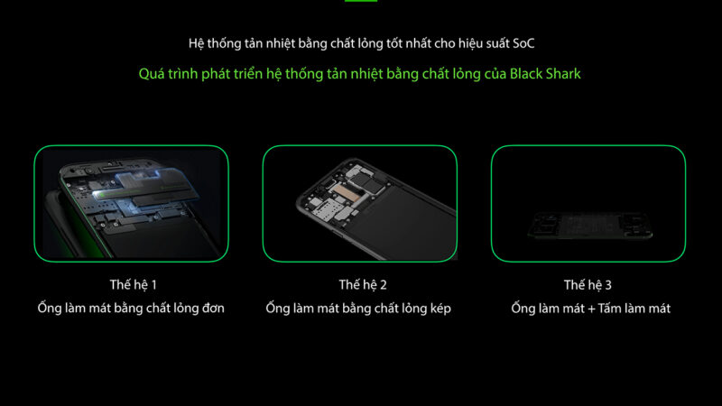 Black Shark 3 8GB 128GB Quốc tế - Giới thiệu sản phẩm trang 5