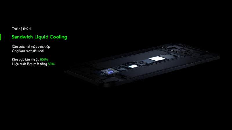 Black Shark 3 Pro 12GB 256GB Quốc tế - Giới thiệu sản phẩm trang 6