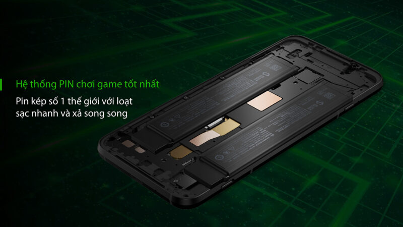 Black Shark 3 8GB 128GB Quốc tế - Giới thiệu sản phẩm trang 12