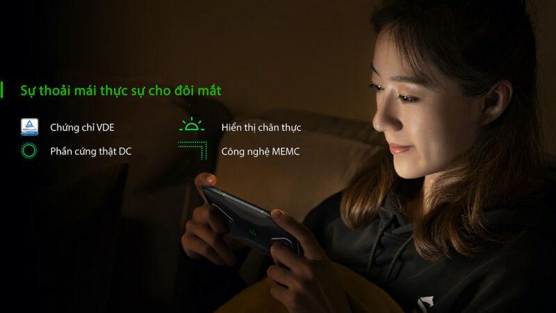 Black Shark 3 Pro 12GB 256GB Quốc tế - Giới thiệu sản phẩm trang 20