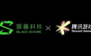 Tencent hợp tác với Black Shark