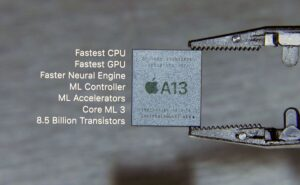 CPU điện thoại