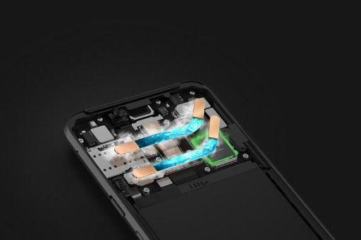 Điện thoại tản nhiệt bằng chất lỏng