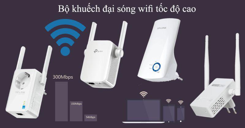 Tăng tốc wifi khi đứt cáp