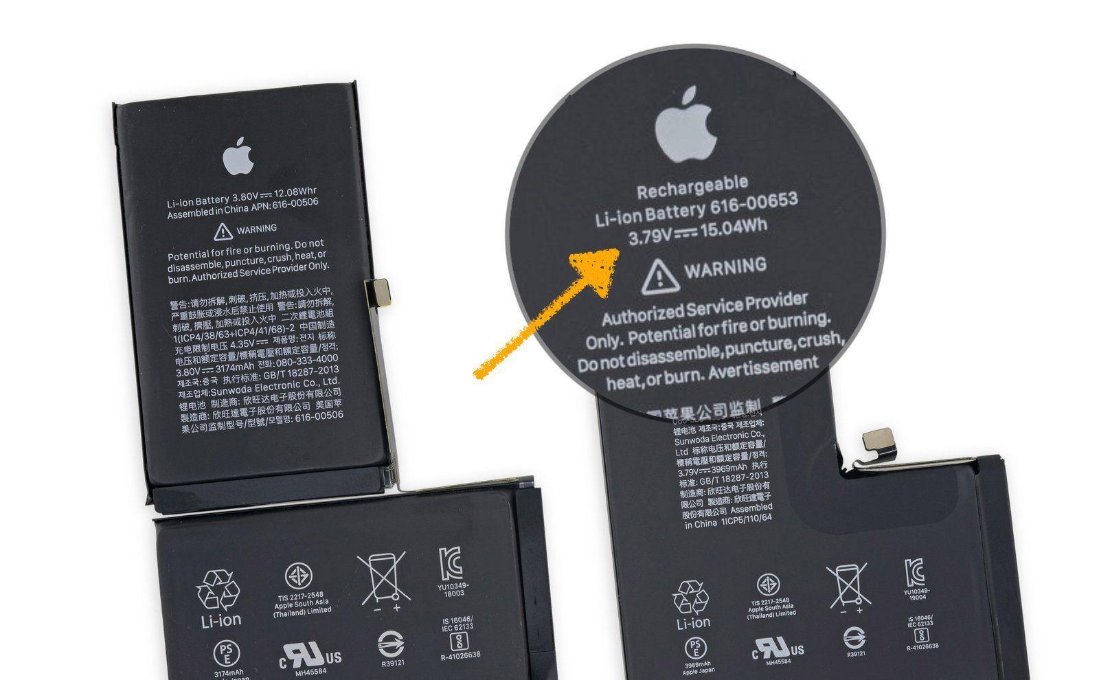 Hiệu điện thế trung bình pin điện thoại thường ở mức 3.7V