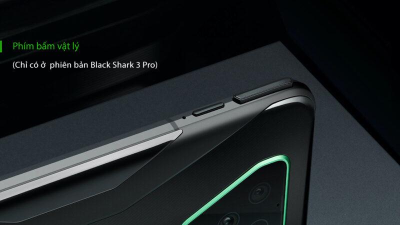 Black Shark 3 Pro 12GB 256GB Quốc tế - Giới thiệu sản phẩm trang 22