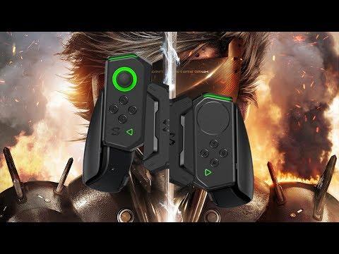 Hướng dẫn sử dụng Grip Holder cho Black Shark 2 và Black Shark 2 Pro