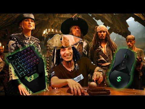 Trải nghiệm chuột và bàn phím trên Black Shark 3