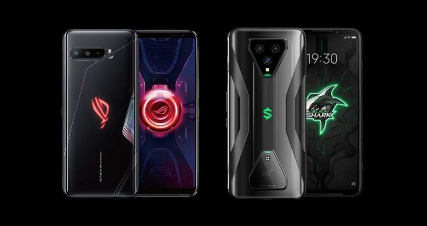 Asus ROG Phone 3 & Xiaomi Black Shark 3: So sánh điện thoại chơi game - Ảnh đại diện
