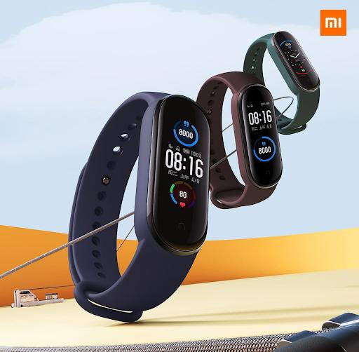 Đồng hồ thông minh Xiaomi Mi Band 5
