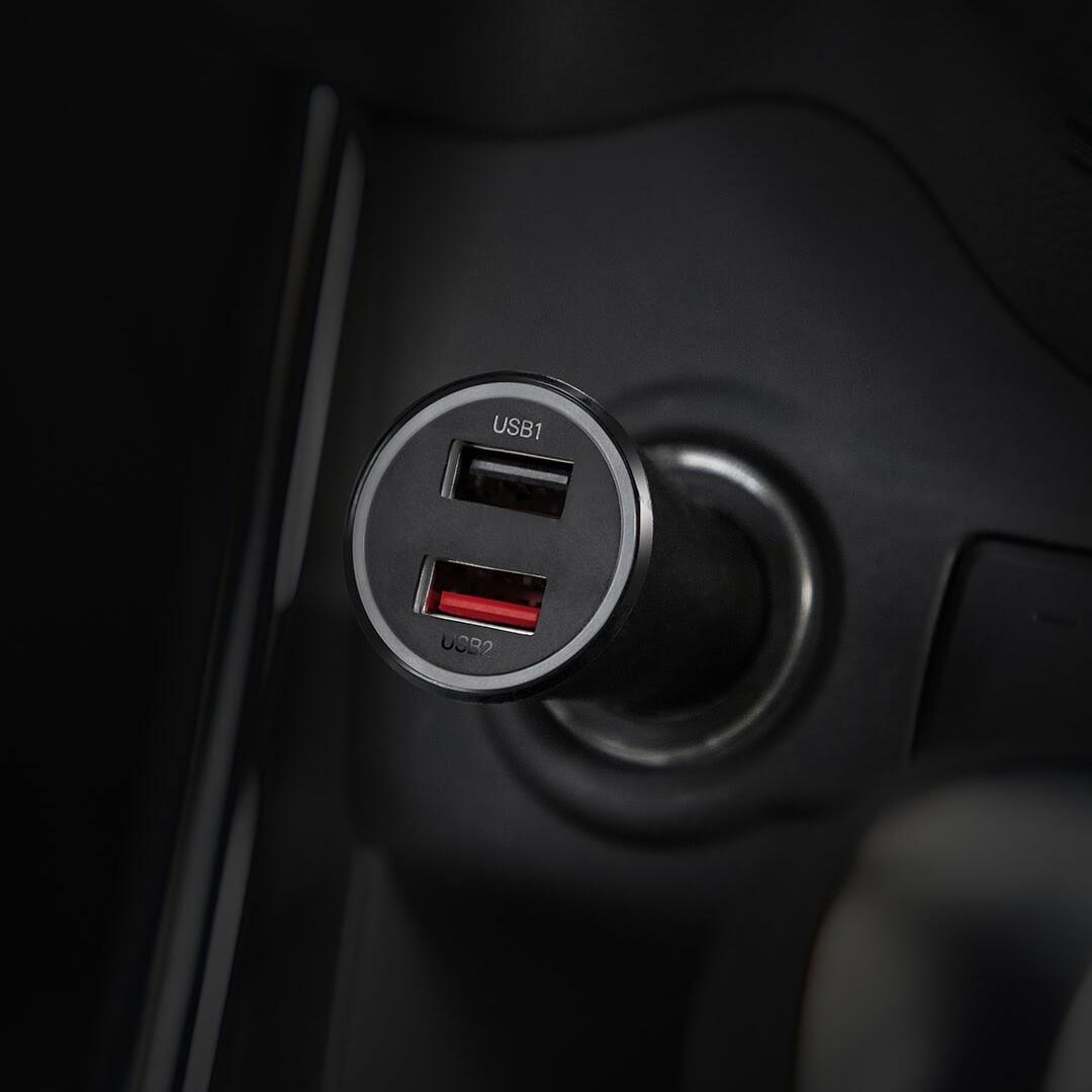 Sạc ô tô 2 cổng USB Xiaomi 37W