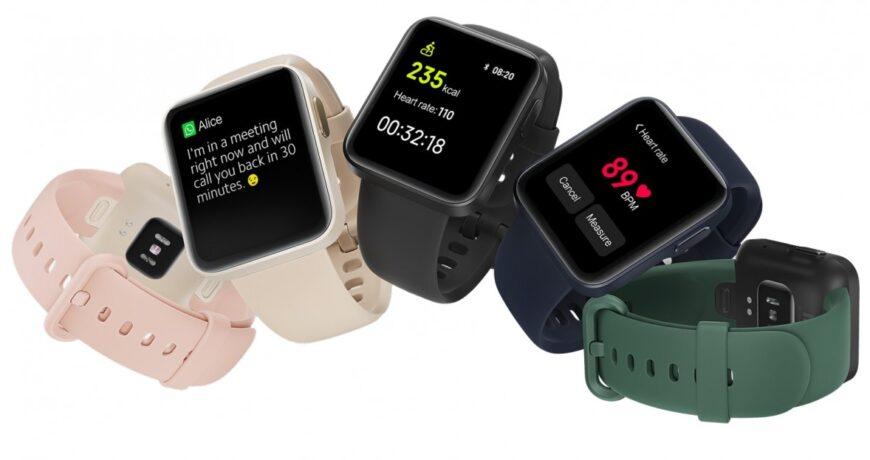 Đồng hồ Xiaomi Mi Lite ra mắt với màn hình 1,4 inch, GPS và pin 230 mAh - Ảnh đại diện