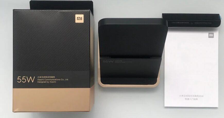 Trải nghiệm trên tay đế sạc không dây Xiaomi 55W có tản nhiệt - Ảnh đại diện