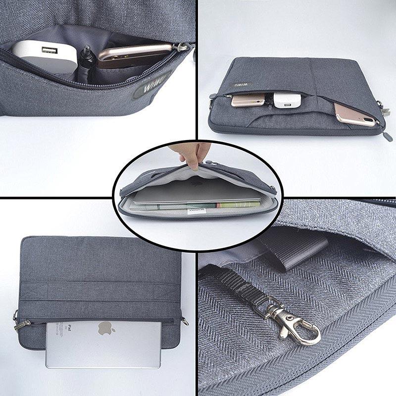 Túi đựng Macbook chống sốc đa năng Wiwu
