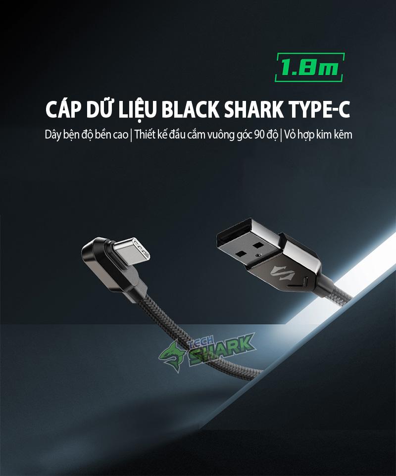cap-sac-nhanh-truyen-du-lieu-vuong-goc-usb-c-black-shark