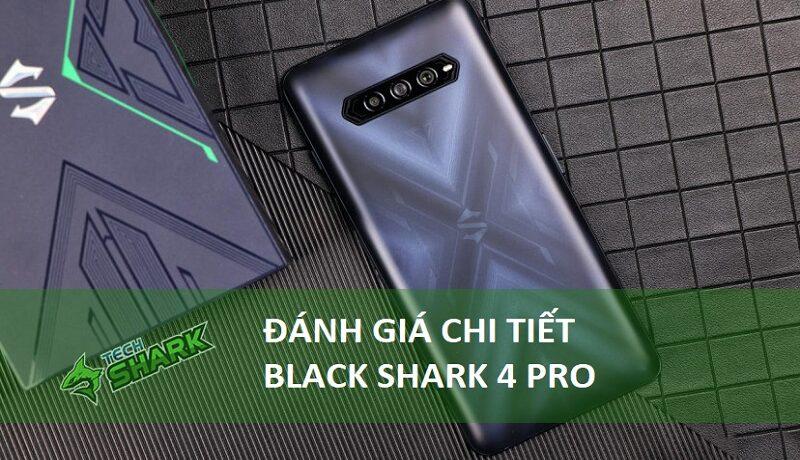 Đánh giá chi tiết điện thoại chơi game Black Shark 4 Pro - Ảnh đại diện