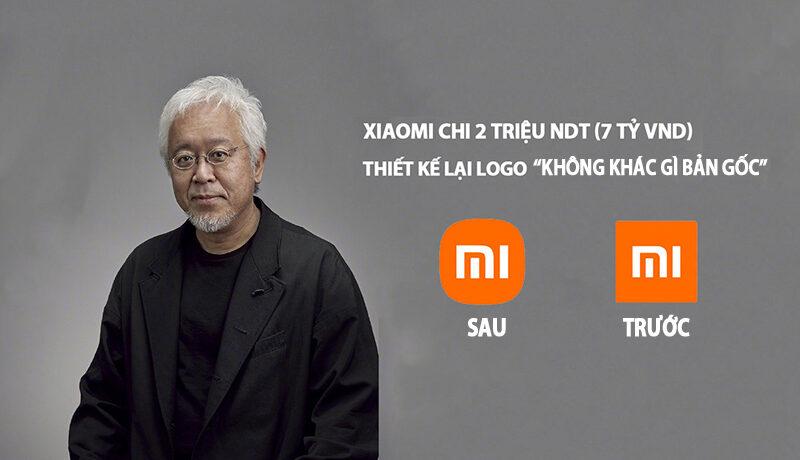Xiaomi chi 2 triệu NDT (7 tỷ VND) để thuê nhà thiết kế lại logo – Thay đổi nhỏ nhưng hiệu quả lớn - Ảnh đại diện