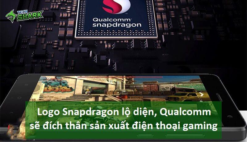 Logo Snapdragon mới lộ diện, Qualcomm sẽ đích thân sản xuất điện thoại gaming - Ảnh đại diện