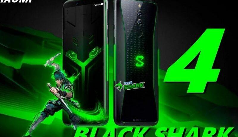 LÝ DO NÊN CHƠI GAME TRÊN ĐIỆN THOẠI BLACK SHARK 4 - Ảnh đại diện